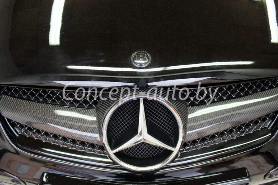 Карбон Mersedes SL 55 BRABUS Concept-auto.by